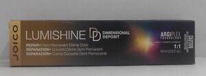 JOICO LUMISHINE DEPOSIT Repair + Demi-Permanent Creme Hair Color ~ 2.5 fl oz