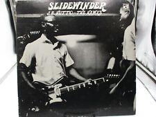 New listing J.B. HUTTO & THE HAWKS Slidewinder LP 1973 DS636 Sample VG+/NM Ultrasonic Clean