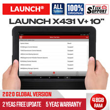 2020 New LAUNCH X431 V+ V OBD2 Scanner FULL Systems Diagnostic Upgrade Diagun IV