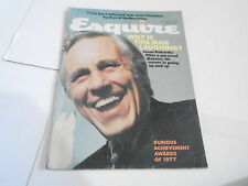 JAN 1978 ESQUIRE mens fashion magazine JASON ROBARDS