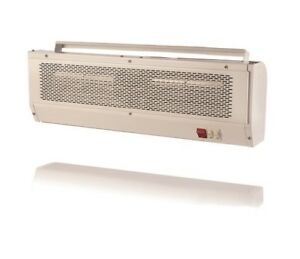 3Kw Entrance Over-Door Screen Air Curtain Steel Commercial Heater & Cool Fan