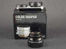 Voigtländer 28mm 3.5 skopar LTM für Leica - FOTO-GÖRLITZ Ankauf+Verkauf