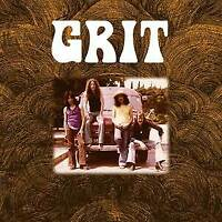 "GRIT ""Grit"" vinyl lp reissue  SOMM059 super rare 1st time reissue psych acetate"