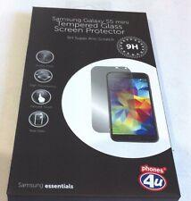 Protezione SCHERMO IN VETRO PER Galaxy S5 MINI temperato in frantumi prova 9 H anti graffio