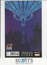 JESSICA JONES  #1  NEW  (1:25 BLACK PANTHER 50TH ANNIVERSARY VARIANT) FREEPOST