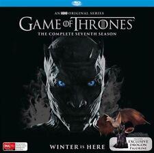 Game Of Thrones : Season 7 (Blu-ray, 2017, 4-Disc Set)