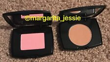 LANCOME ROSE FRESQUE BLUSH & SOLAIRE STAR BRONZER QTY 2 FREE SHIPPING NEW