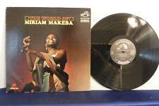 The World Of Miriam Makeba, RCA Victor Records LPM 2750, 1963 African/Soul