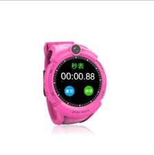 Touch Smartwatch Kinder Uhr Kamera LBS+WiFi+GPS Tracker SOS Positionierung Handy