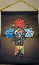 Rosicrucian Cross Wimpel (Rose Cross) Color Edition