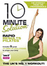 10 Minute Solution: Rapid Results Pilates DVD NUOVO