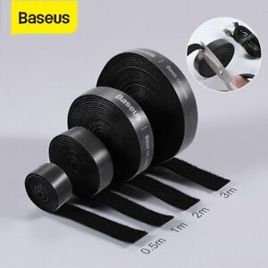 Baseus Cable Management Wire Organizer Winder Clips Holder Mouse Cord Protector