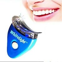 Home Use LED Teeth Kits Tooth Whitening Whitener Dental Bleaching White Oral Gel