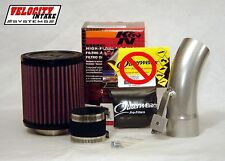 YFZ450 Velocity Intake kit with big K&N Air filter 450 YFZ Replaces Airbox