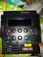 "Hiross hiromatic G Code 27.50.51!'"""