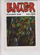 Fantagor #1 FN (2nd) print - richard corben - last gasp underground comix