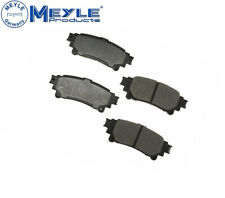 Front PROFORCE SMD1005 Semi Metallic Disc Brake Pads Set Both Left and Right