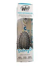 Kids Wet Brush Hair Brush Detangler Unicorn Print New