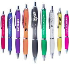 Printed Personalised Promotional Pens x 100 Express Service Available