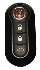 OEM Genuine 2016 Fiat Key Fob 500L Original 3 Button Flip Key Remote