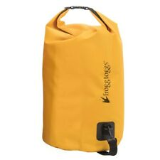 Frogg Toggs PVC Tarpaulin Waterproof Dry Bag, 30 Liter w/ cooler insert, Yellow