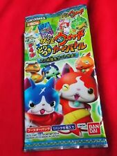 Yo-Kai Watch 4 / TRADING CARDS / 5 cards Booster pack YW04 BANDAI / UK DESPATCH
