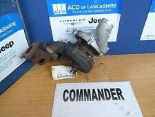 JEEP COMMANDER 2006 TURBOCHARGER 3.0 CRD without Actuator # 0000007981