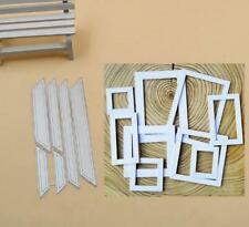 Rahmen Metal Cutting Dies DIY Scrapbooking Papierkarten Basteln Stanzschablone