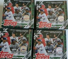 Topps Exclusive 2019 Holiday Mega Baseball Card Box
