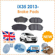 For Hyundai iX35 2.0DT 2013- BLUEPRINT 4 Front Brake Pads Set 58101-4WA10 New