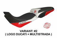 Ducati Multistrada 2012 - 2014 Tappezzeria Italia #2 Seat cover Anti slip Design