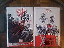 Uncanny X-Men Comic Lot Bendis Bachalo Marvel Great Deal!