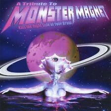 Various Artists - Kiss Right Side of Brain: Trib Monster Magnet / Various [New C