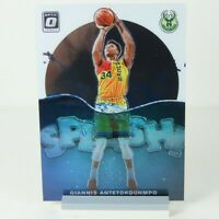 Giannis Antetokounmpo Panini Optic Splash Donruss 2019-2020 #3 NBA Basketball