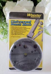 Wheeler Universal Bench Block Non-Marring Urethane For Long Use #672215