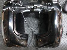Harley Davidson OEM Lower Leg Fairings w/ Glove Box Non-Vented 88-05 Touring FLH