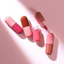 18 Color Mini Capsule Lip Glaze Velvet Matte Long Lasting Lip Gloss lipstick