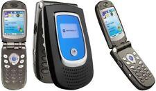 Motorola MPx200 - Black (Unlocked) Smartphone