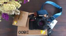 Nikon D D800E 36.3Mp Digital Slr Camera with 50mm Nikon lens, Peak Design strap