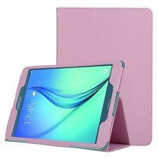Funda Protectora Rosa para Samsung Galaxy Tab A 9.7 T555N T550 BOLSA, Cubierta,