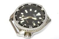 Seiko 4205-0155 automatic Diver watch runs/stops s/n510950                 -4357