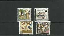 GIBRALTAR SG446-449 450TH ANNIV OF THE CONVENT SET MNH