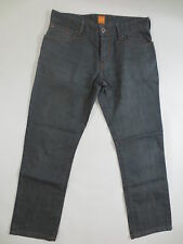 Jeans Hugo BOSS ORANGE 24 Barcelona  wings regular fit 33 ca L28 Zip Fly  /H43