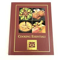 Cooking Club Of America Cooking Essentials Hardback Cookbook