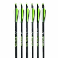 NEW 52140 CARBON EXPRESS PILEDRIVER 20 IN CROSSBOLT MOON NOCK 6PK