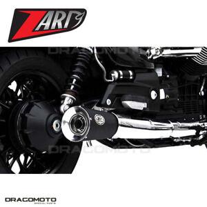 MOTO GUZZI CALIFORNIA 2016 2017 Exhaust ZARD BLACK Black RC ZG078SSR