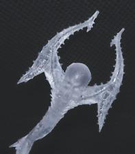 Minifee Sia Fairyline Fantasy Mermaid Skull Staff in Clear Resin