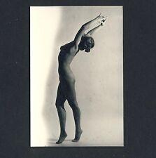 ARTISTIC NUDE STUDY / AKTSTUDIE AKT * Small Vintage 60s Studio Photo