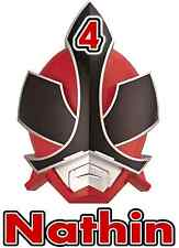 Power Ranger Mask Party Birthday Party t Shirt Iron On Transfer Custom Decal