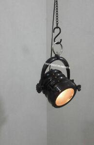 MARINE DESIGNER'S Industrial Wave Nautical Pendant Lamp Hanging Ceiling Light